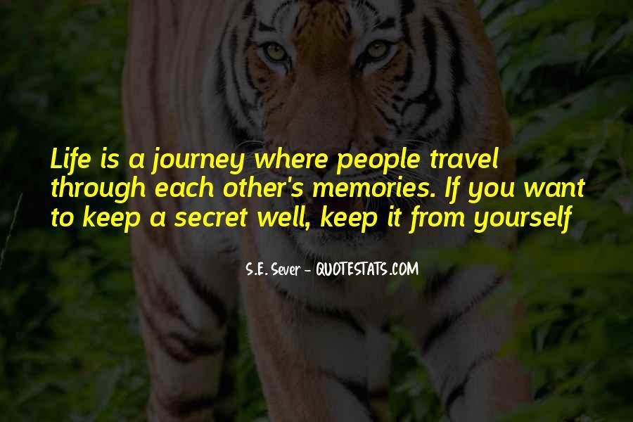 Sever'd Quotes #90976