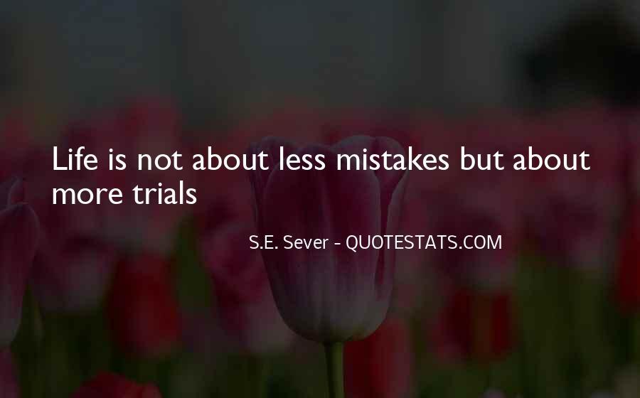 Sever'd Quotes #938393