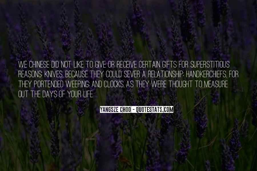 Sever'd Quotes #943061