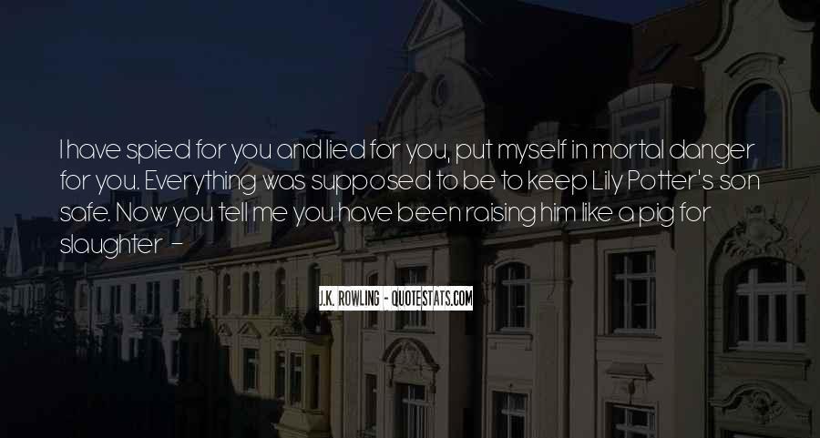 Severus's Quotes #1024620
