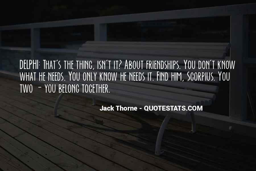 Severus's Quotes #1255074
