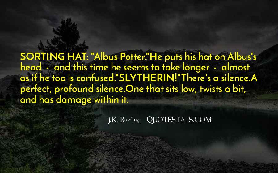 Severus's Quotes #1598251
