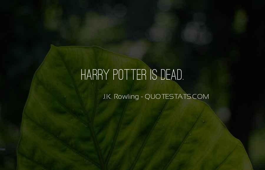 Severus's Quotes #1799464