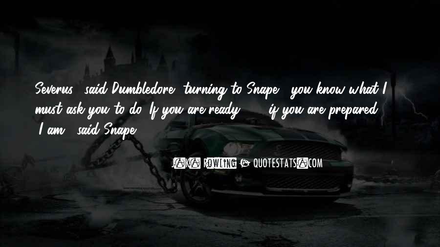 Severus's Quotes #1813106