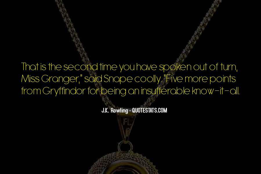 Severus's Quotes #220377
