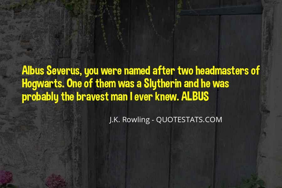 Severus's Quotes #278203