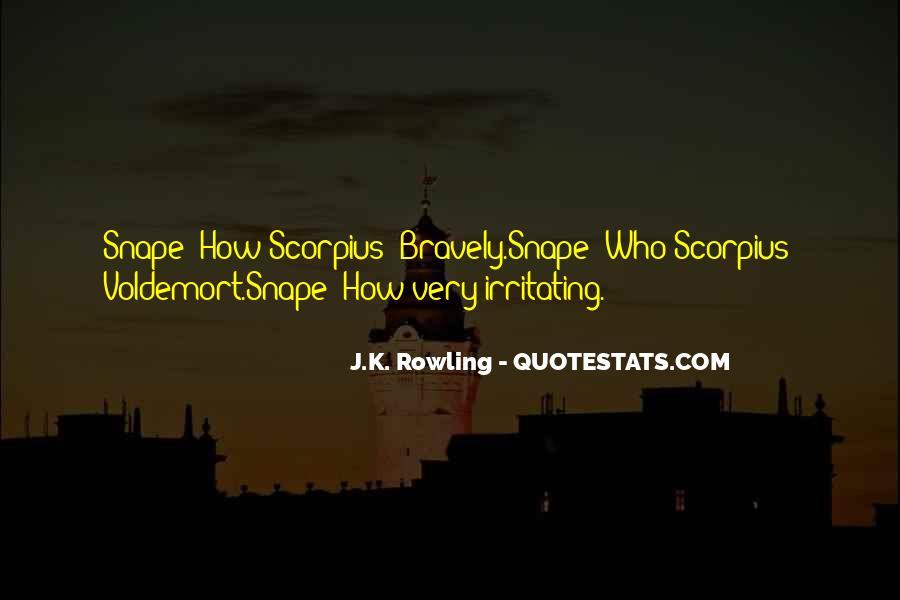 Severus's Quotes #478559