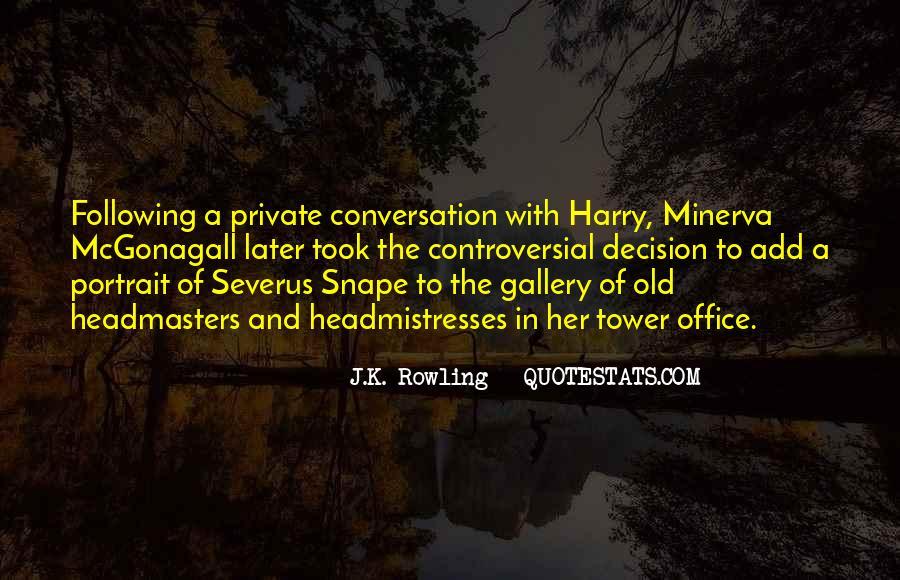 Severus's Quotes #623491