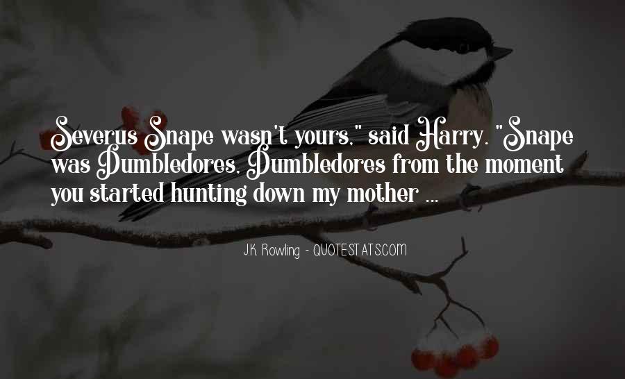Severus's Quotes #678850