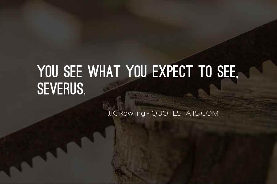 Severus's Quotes #829006