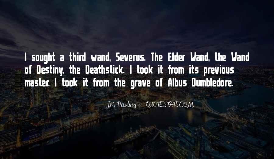 Severus's Quotes #842448
