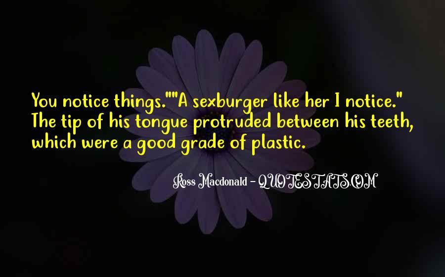Sexburger Quotes #859256