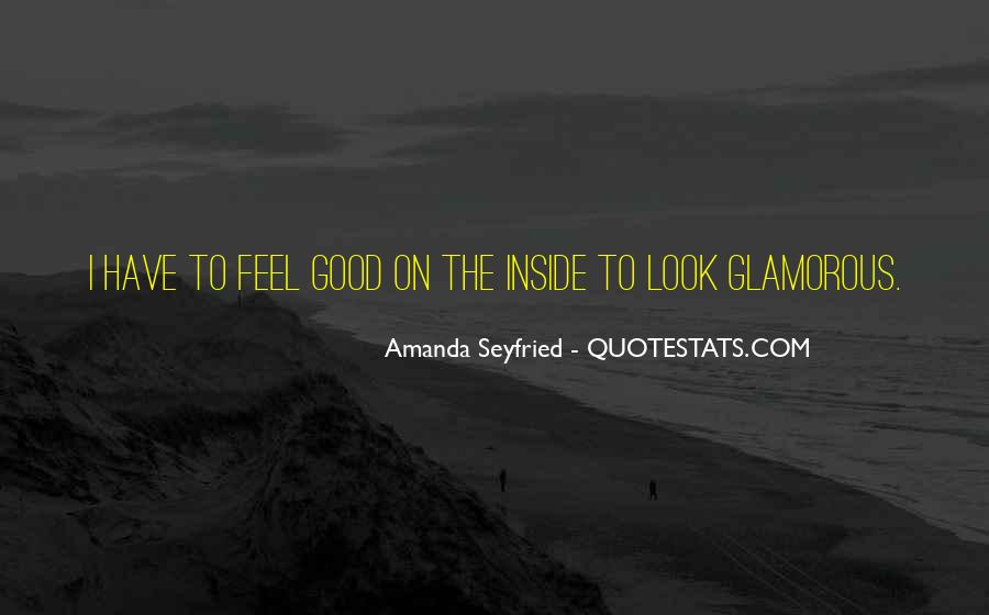 Seyfried Quotes #1635435