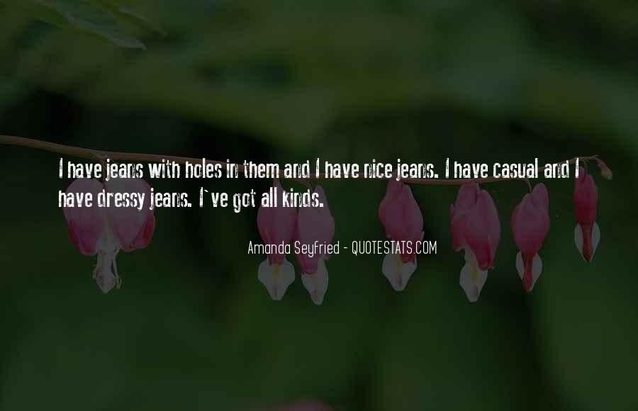 Seyfried Quotes #552170