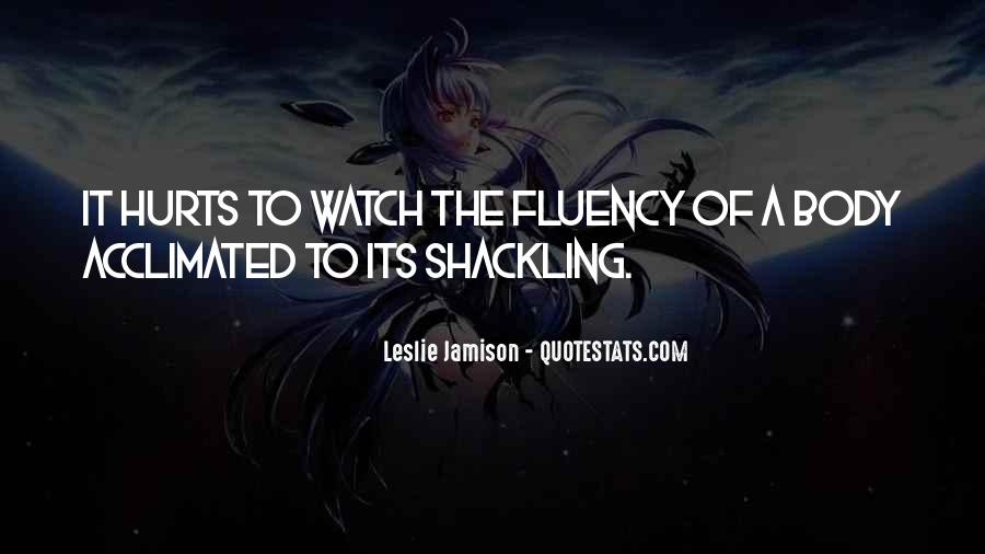 Shackling Quotes #1850876