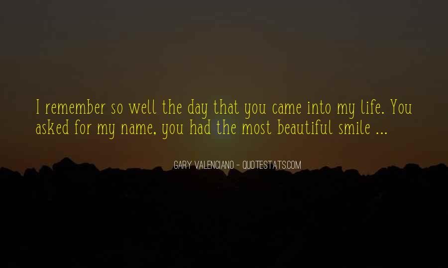 Quotes About Falling In Love With Her Smile #1730882