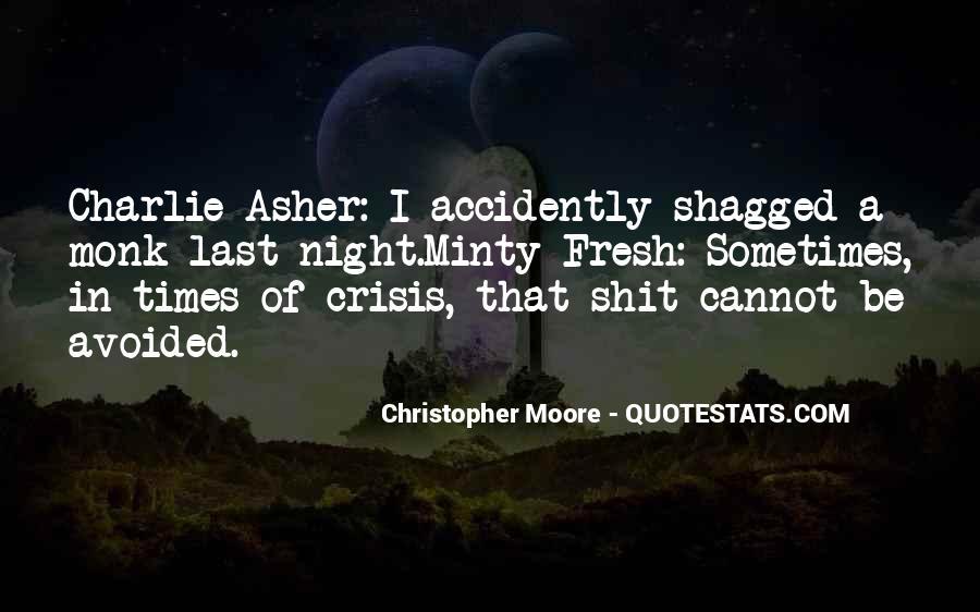 Shagged Quotes #1501880