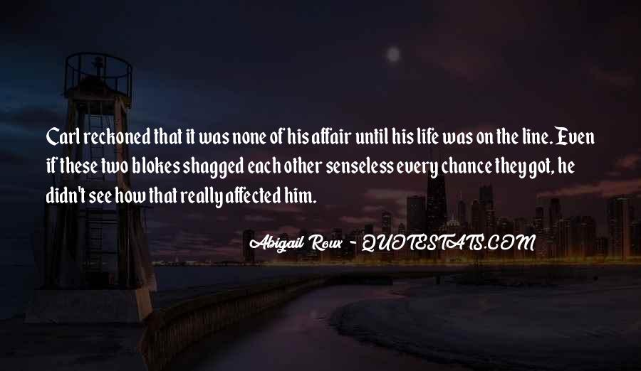 Shagged Quotes #1714436