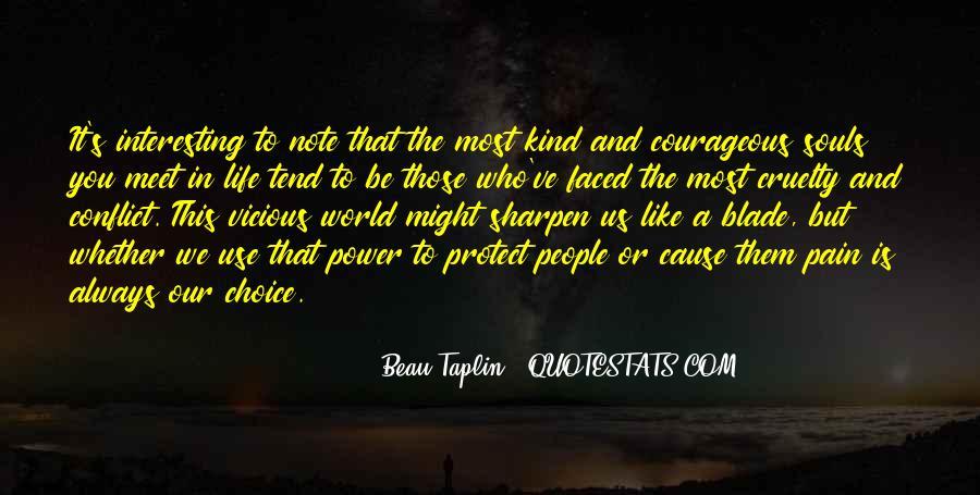 Sharpen'd Quotes #110411
