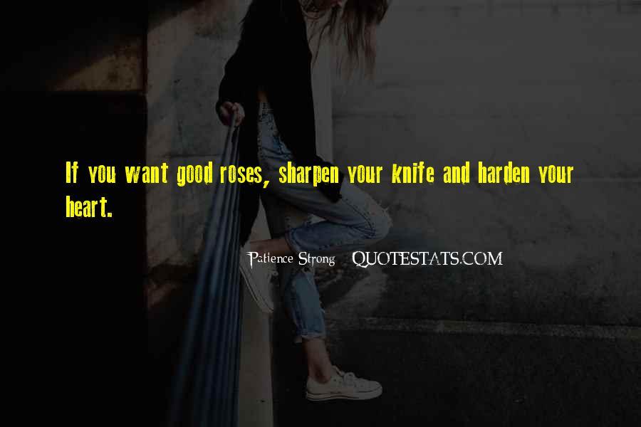 Sharpen'd Quotes #272485
