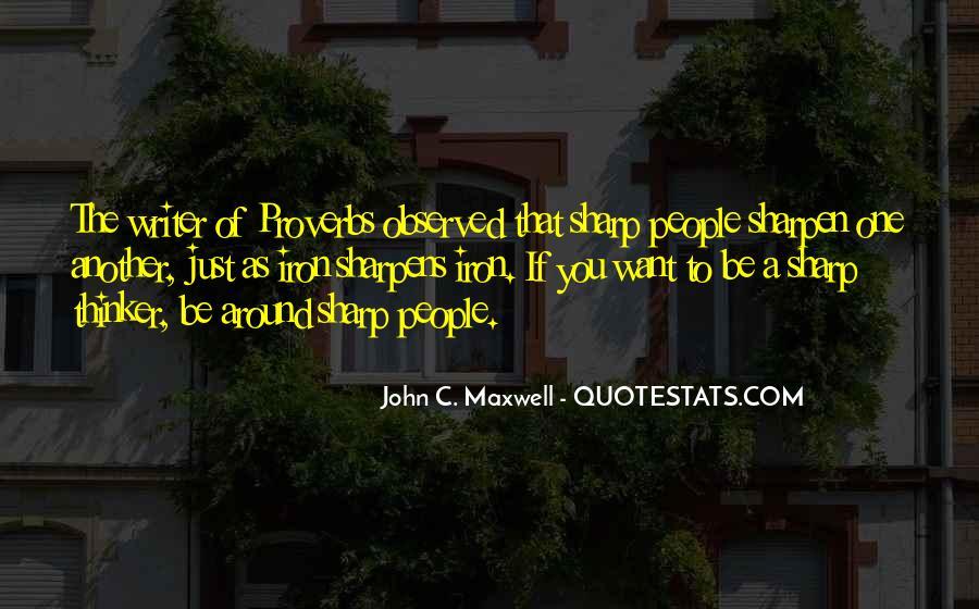 Sharpen'd Quotes #546241