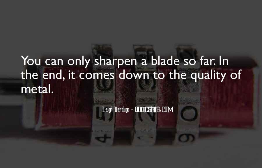 Sharpen'd Quotes #977502