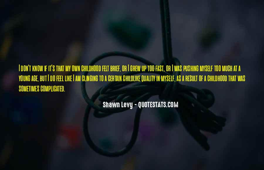 Shawn's Quotes #570439