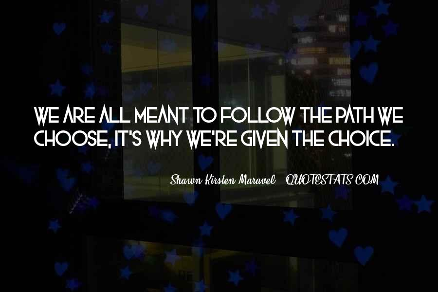 Shawn's Quotes #709858