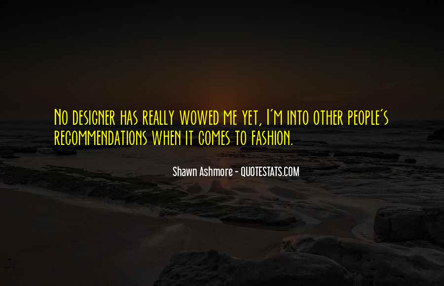 Shawn's Quotes #771601