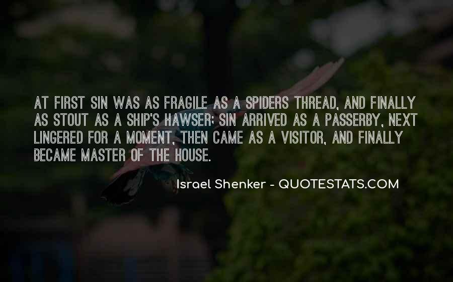 Shenker Quotes #140528