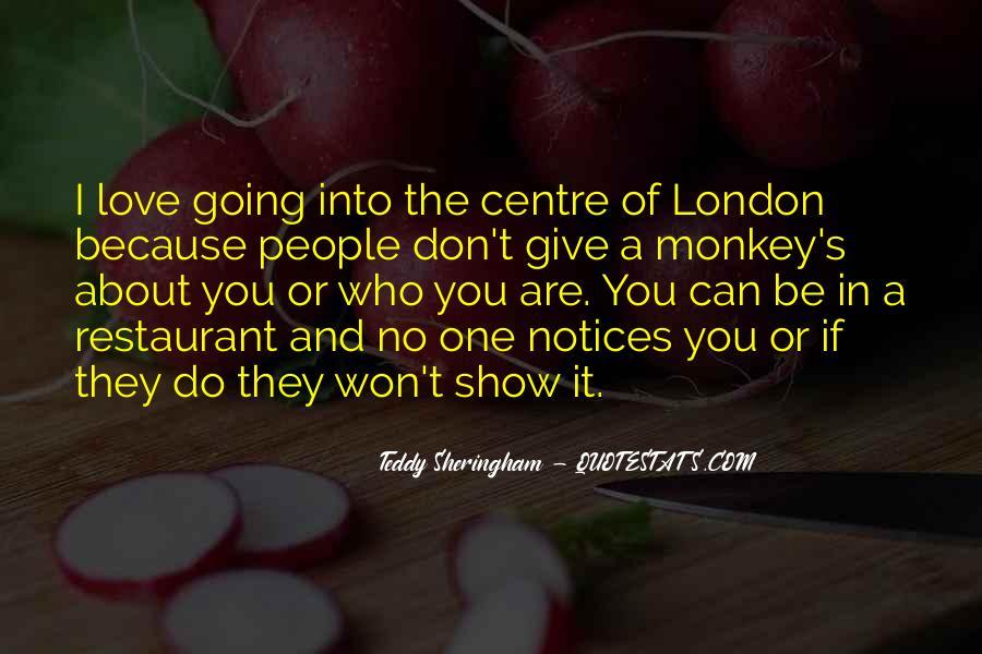Sheringham Quotes #1013266