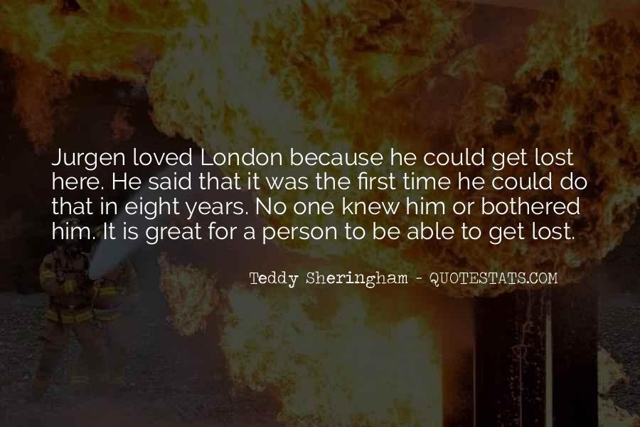 Sheringham Quotes #951887