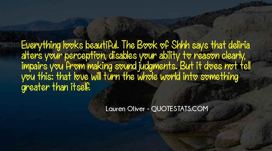 Shhh'ed Quotes #1598649