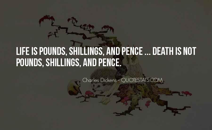 Shillings Quotes #363711