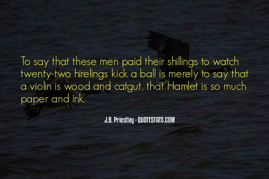 Shillings Quotes #625160