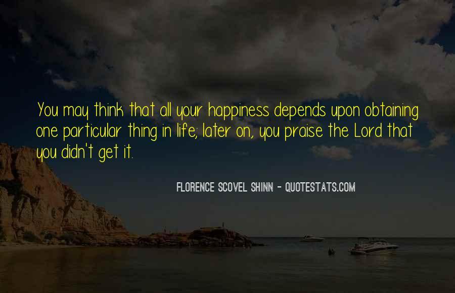 Shinn's Quotes #826860