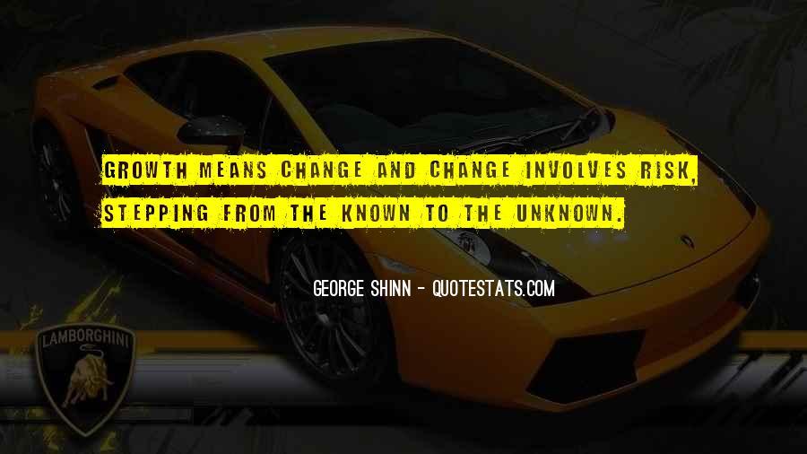 Shinn's Quotes #828420