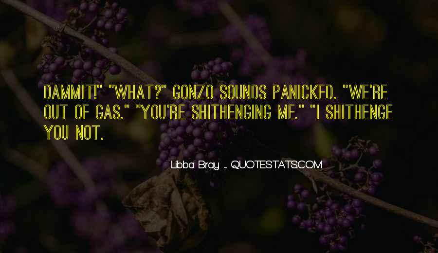Shithenging Quotes #845880