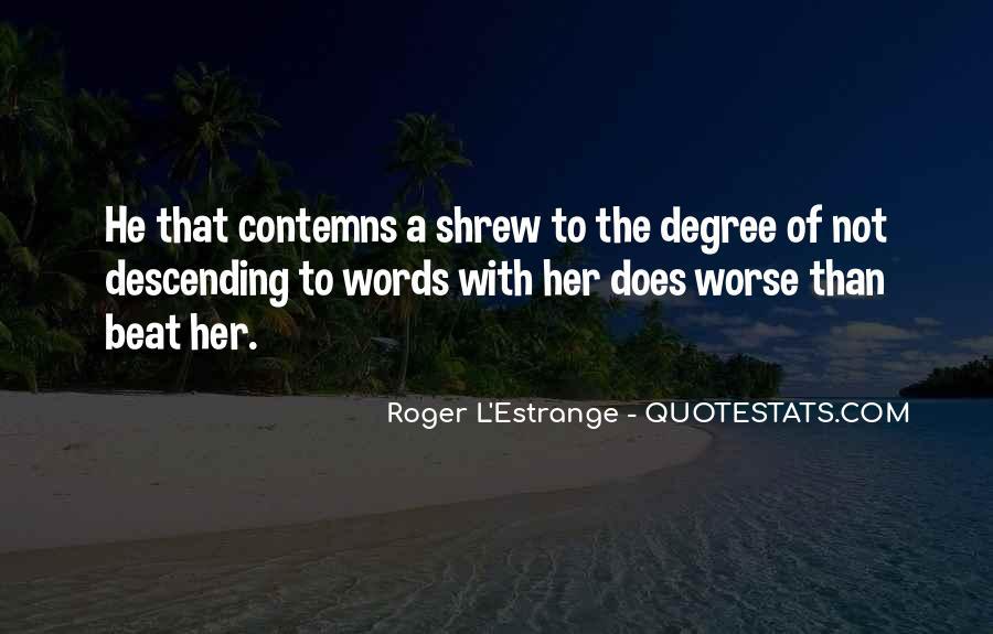 Shrew Quotes #577127
