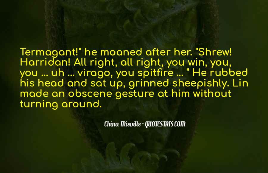 Shrew Quotes #882146