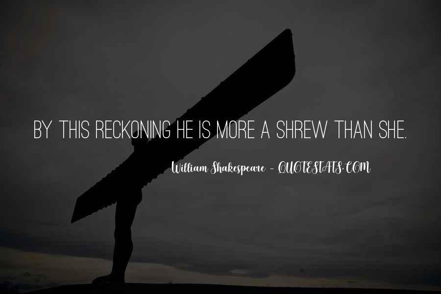Shrew Quotes #971109