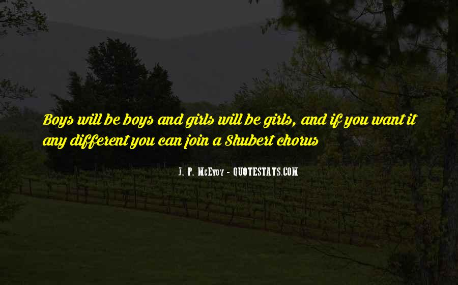 Shubert's Quotes #967392