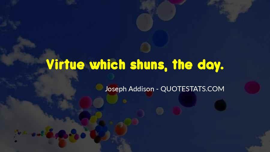 Shuns Quotes #1746559