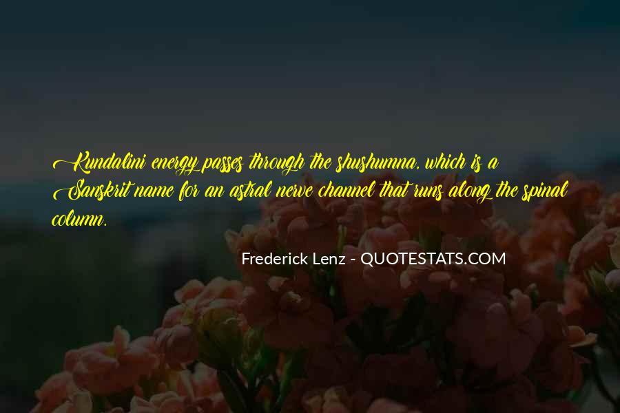 Shushumna Quotes #875488