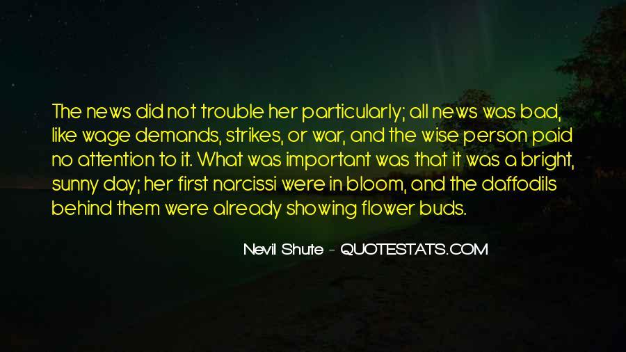 Shute's Quotes #1049879