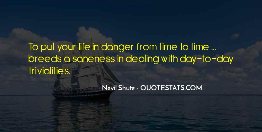 Shute's Quotes #1164775
