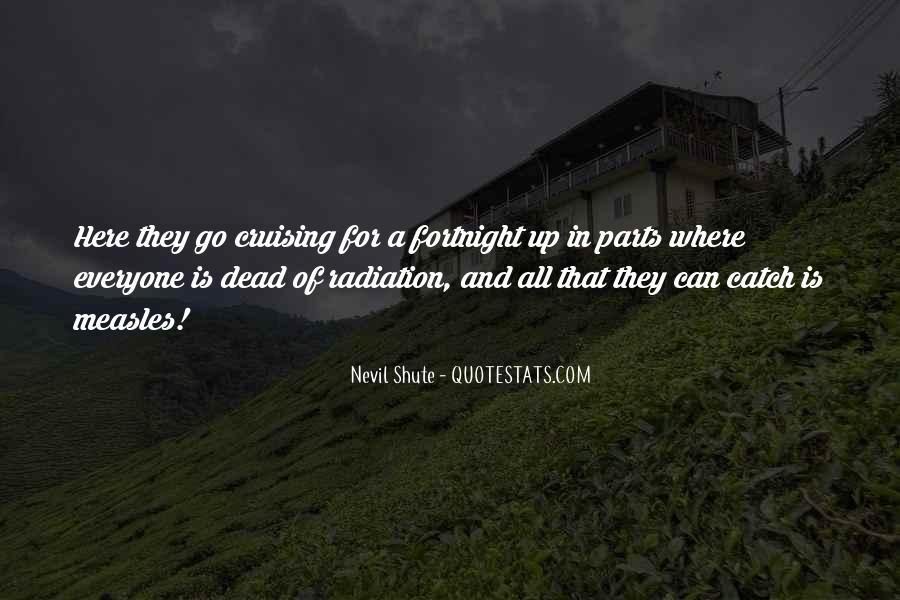 Shute's Quotes #1237348