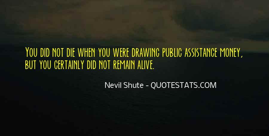 Shute's Quotes #1504821