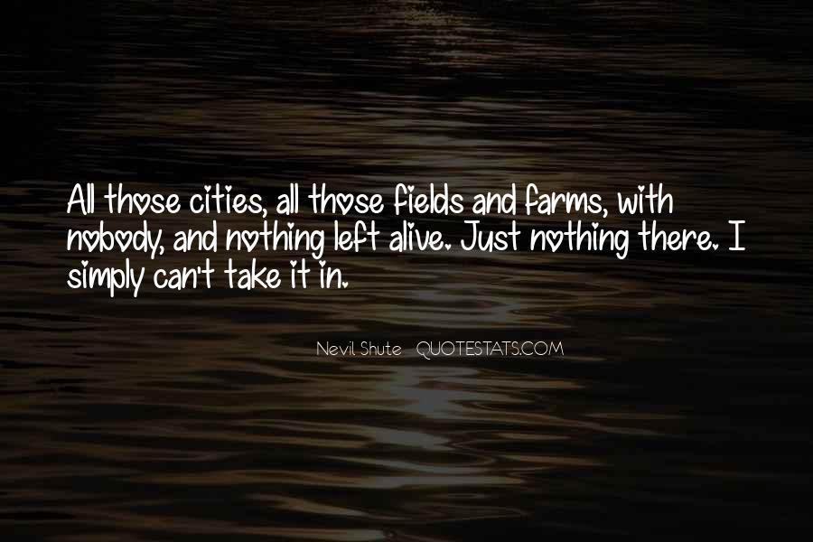 Shute's Quotes #1643296