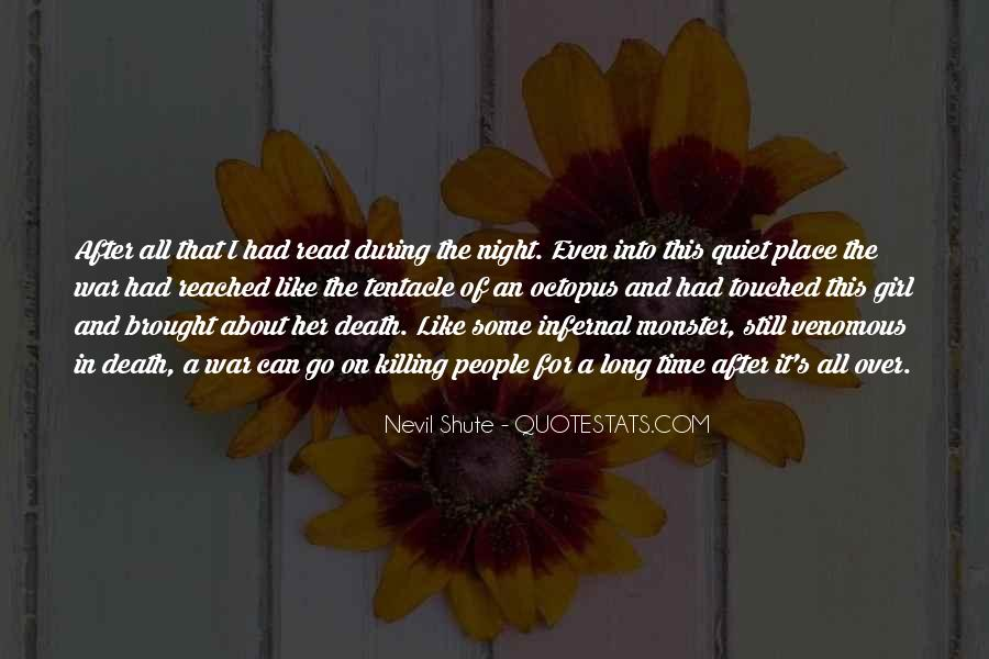 Shute's Quotes #1806588